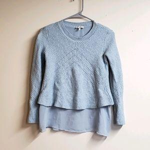 Lucky Brand Layered Sweater
